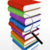 books_magnifying_glass