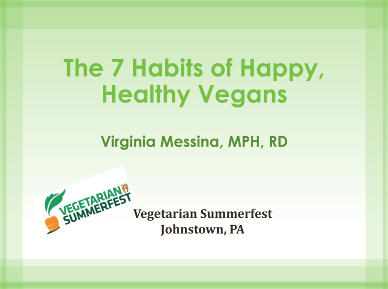 5 habits of vegetarians you