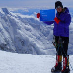 Dr. Maria Strydom on Denali