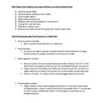 Preventing Ex-Vegans + Nutrition Handout