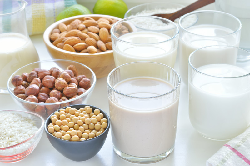 Plant Milks And Iodine Recommendations For Vegans The Vegan Rd
